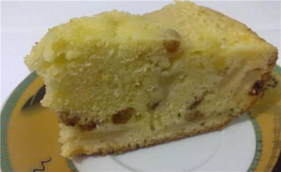 Сицилийский яблочный пирог (DEX-50)