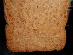 Грибной хлеб с консервированными грибами в хлебопечке