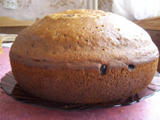 Пряничный кексик (мультиварка Perfezza)