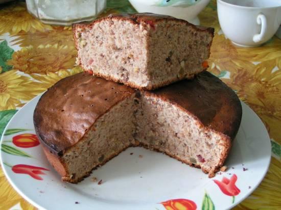Королевский хлеб (основа для торта)