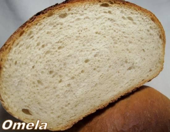 Апульский хлеб в духовке