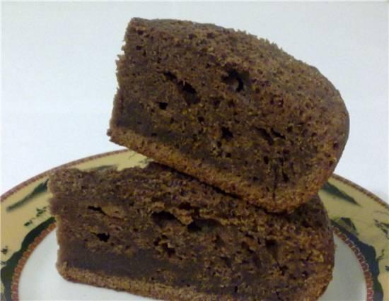Шоколадный кекс от Шулы (DEX-50)