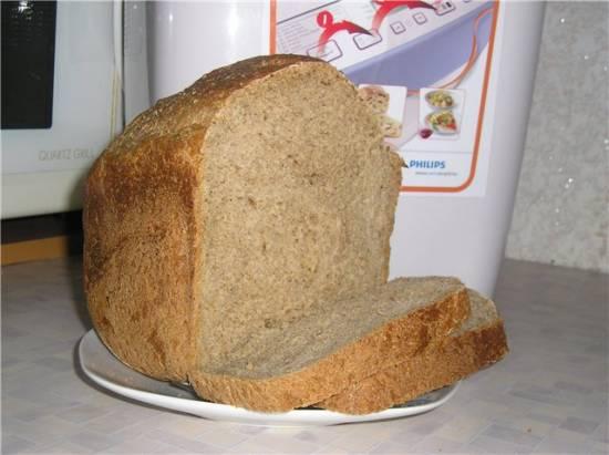 Philips. Пшенично-ржаной хлеб с отрубями