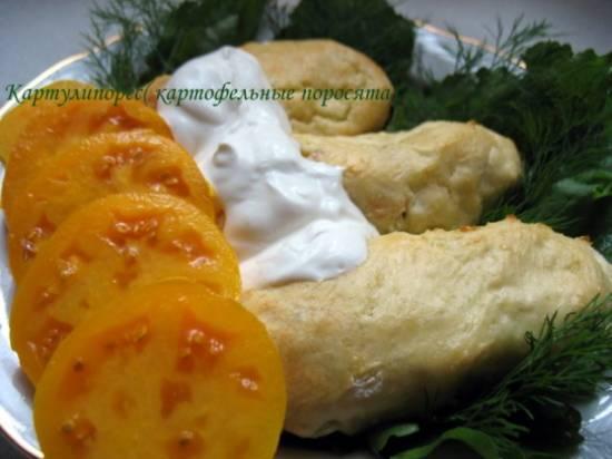 """Картофельные """"поросята"""" - картулипорсс"""