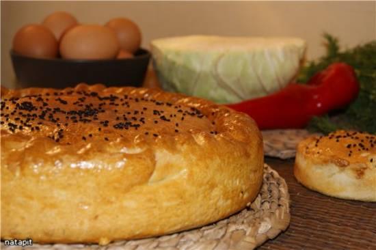 Греческая пита (пирог) от А до Я (мастер-класс)
