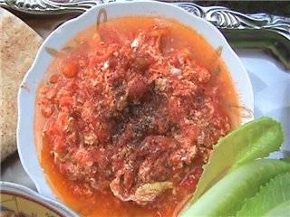 """""""3 сезона - яичных блюд"""" из Ливана"""