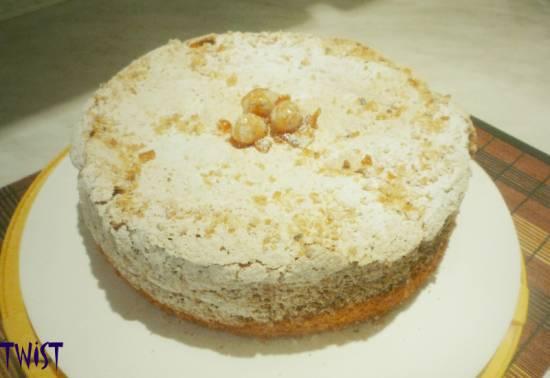 Пирог Три орешка для Золушки