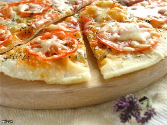 Пицца на сковородке