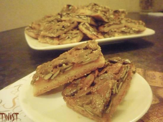 Печенье  Тыквенное семечко