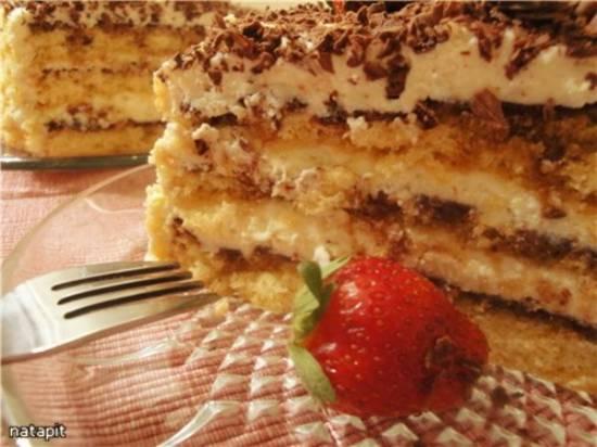 Торт Швейцарский