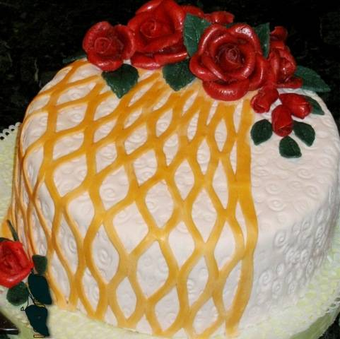 Торт Чудо на яйцах