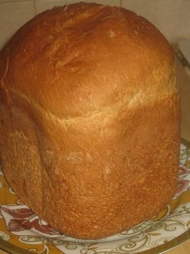 Хлеб из сухих дрожжей 4