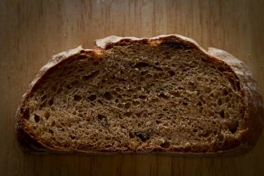 Хлеб с кардамоном и черносливом (духовка) Хлеб с кардамоном и черносливом (духовка)