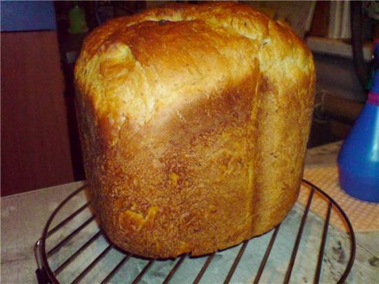 Хлеб на муке первого и второго сорта