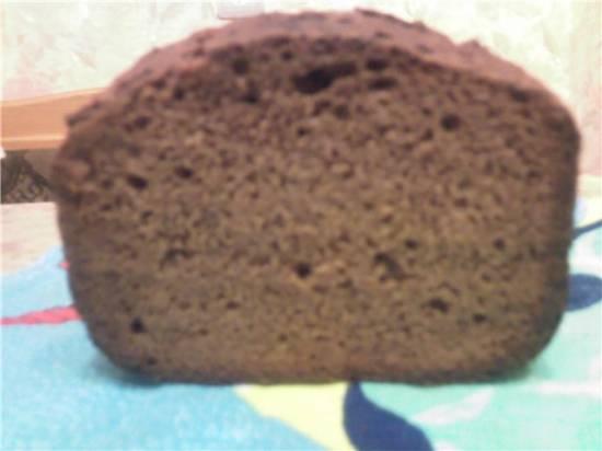 Карельский хлеб в хлебопечке