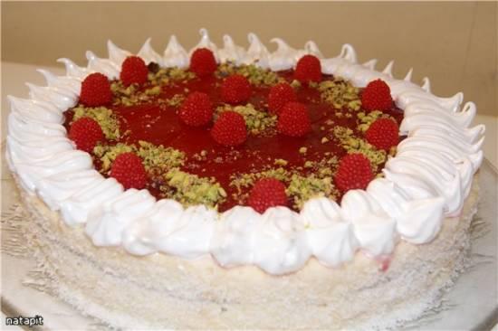 Торт «Карайби» от Луки Монтерсино