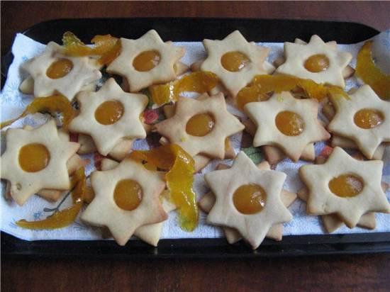 Печенье карамельное