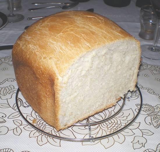 Panasonic SD-2501. Французский хлеб.