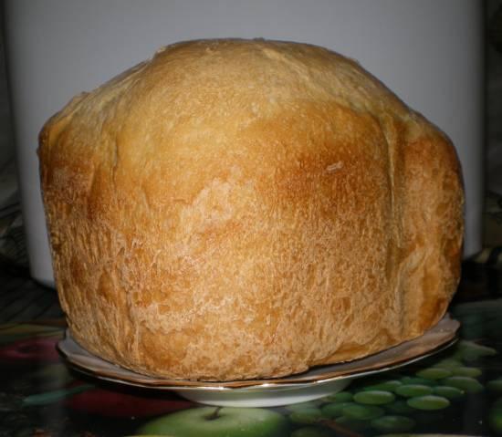 Panasonic SD-2501. Обычный белый хлеб.
