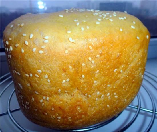 Brand 3801. Самый простой хлеб на ручном режиме