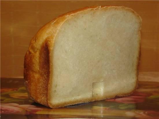 LG НВ - 1001СJ. Белый хлеб