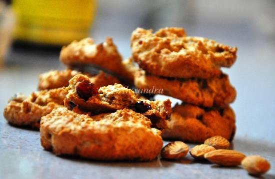 Миндальное печенье без сахара
