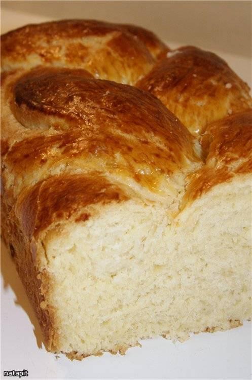 Датский сдобный хлеб