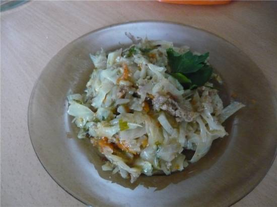 Ленивые голубцы (Мультиварка Stadler Form Chef One SFC.909)