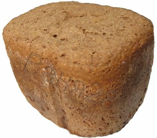 Ржаной хлеб с тмином и кориандром Ржаной хлеб с тмином и кориандром