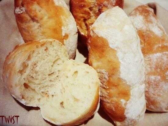 Хлеб по-бокерски (Ришар Бертине)