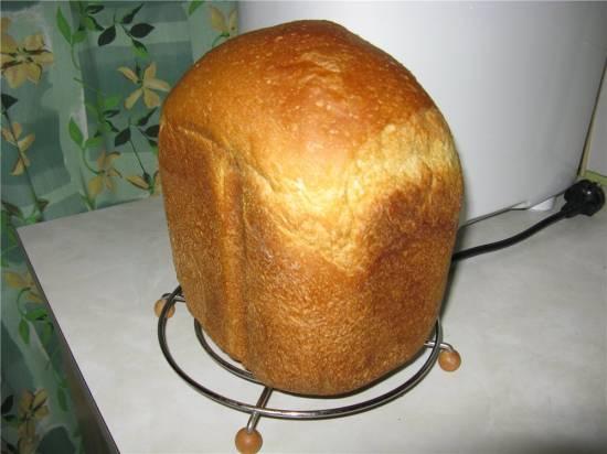 Panasonic SD-2501. Хлеб к чаю апельсиново-кокосовый