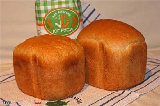 Panasonic SD-2501. Пшеничный хлеб на каждый день.