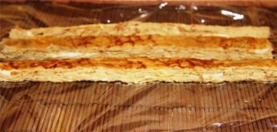Тамаго - японский омлет для роллов (мастер-класс)