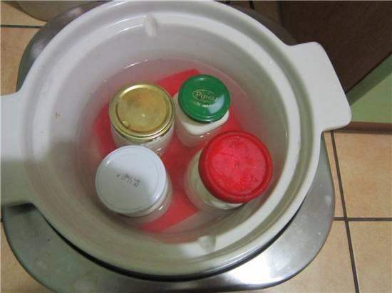 Йогурт в медленноварке (Кенвуд СР-706)