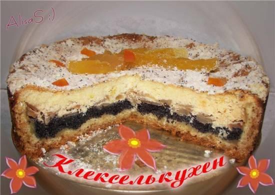 "Пирог ""Клекселькухен"""