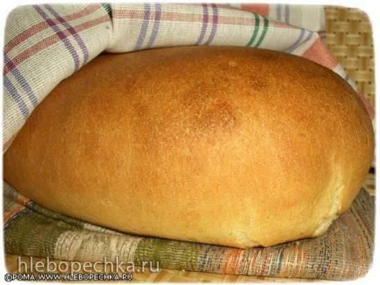 Хлеб из семолины