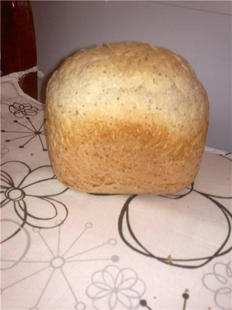Mystery MBM-1202. Лимонный хлеб с маком