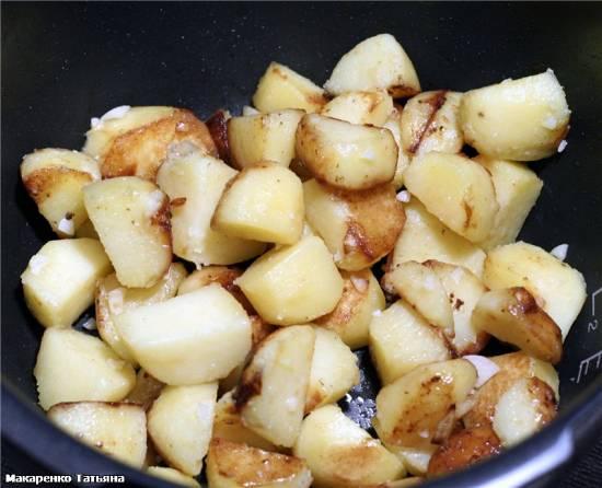 Картошка жареная(Cuckoo 1054)