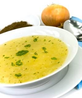 Популярный немецкий куриный суп (Huhnersuppe) в мультиварке Brand 37501 Популярный немецкий куриный суп (Huhnersuppe) в мультиварке Brand 37501