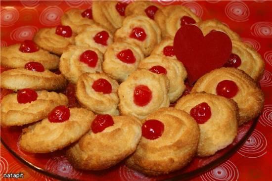 Кокосовое печенье Индокаридо.
