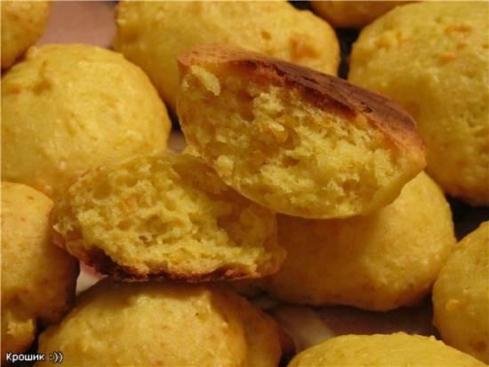 Печенье постное апельсиново-медовое