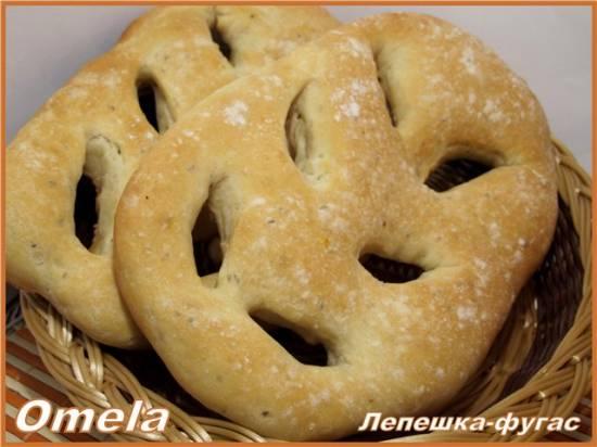 Анисовый хлеб на закваске