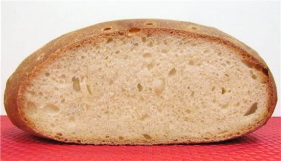 Городской хлеб по ГОСТу (духовка)