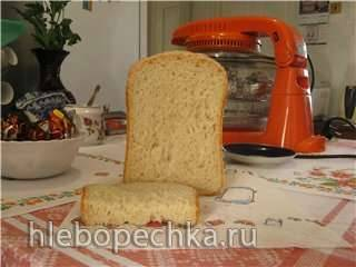 PAIN DE CAMPAGNE - Деревенский французский хлеб