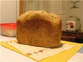 Спортивный хлеб (из книги От бородинского хлеба до французского багета)