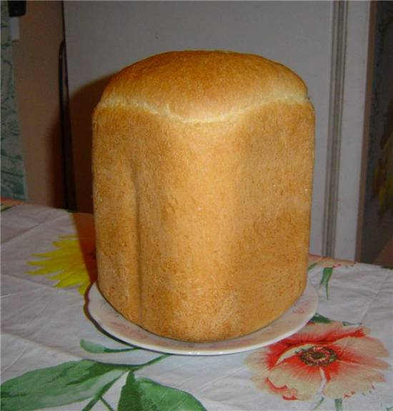 Rolsen RBM-1320. Белый хлеб