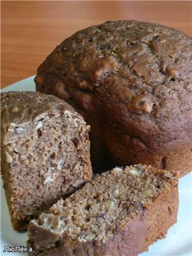 Финиковые кексы (без муки) Кекс финиковый постный для хлебопечки (без сахара)