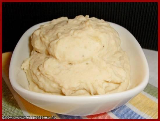 Паста из фасоли (бигилла) Паста из фасоли (бигилла)