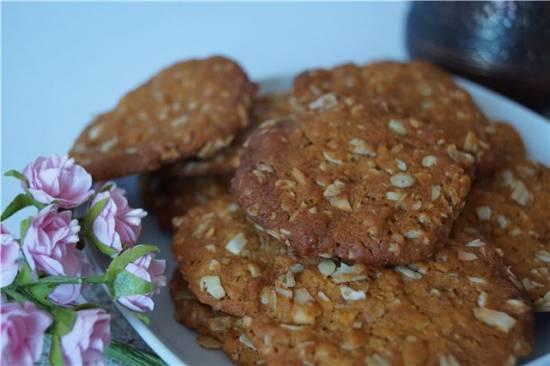 Печенье Анзак (Анзакс)