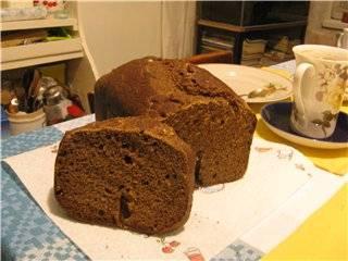Moulinex OW 502430. Бородинский хлеб